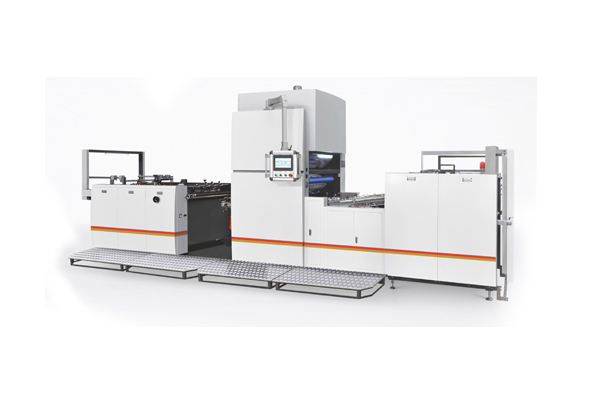 CYFM-108 Automatic Opp Laminating Machine(Water & Sovent Based Adhesive And Thermo Lamination)