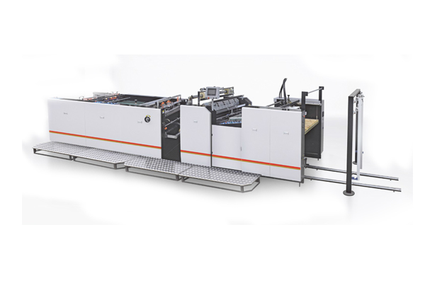 CYFM-1080/1200 Fully Automatic High-speed Thremal Film  Laminator Single Or Double Face Optional