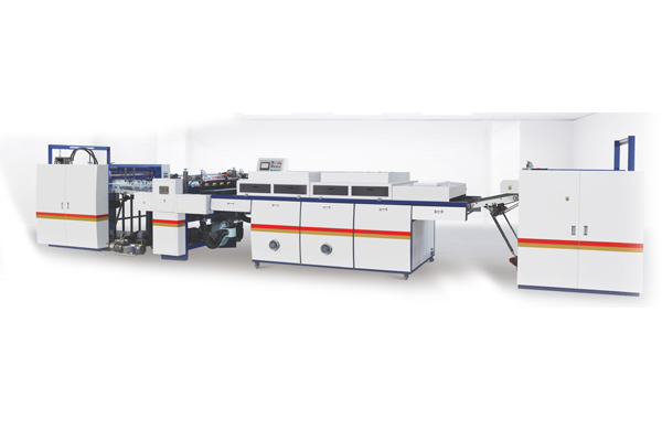 CYSG-1200D Automatic Uv Coating Machine( Three Coaters)