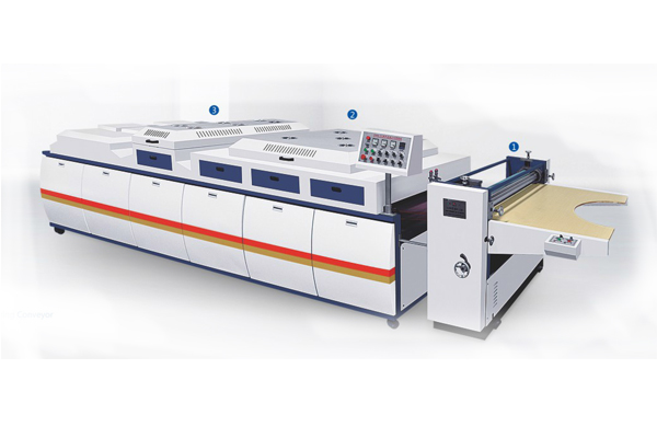 CYSG-1200B UV Coating Machine( ONE Coater)
